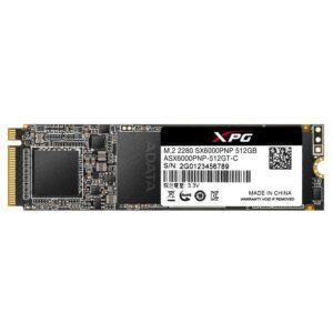 XPG 512GB SX6000 PRO NVMe M.2 SSD (2100MB Okuma / 1400MB Yazma) SSD en iyi fiyat 2