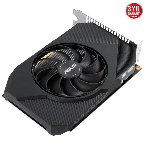 Asus Phoenix Geforce Gtx 1650 P Oc 4gb Gddr6 128 Bit Ekran Karti 2
