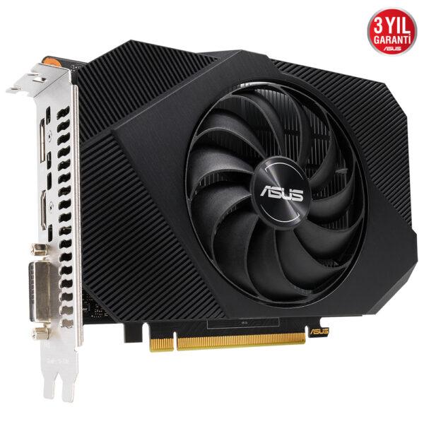 Asus Phoenix Geforce Gtx 1650 P Oc 4gb Gddr6 128 Bit Ekran Karti 4