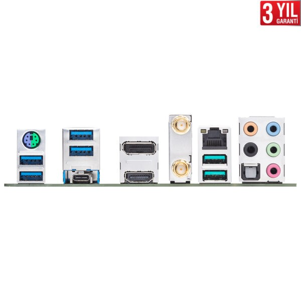 Asus Tuf Gaming X570 Plus Wi Fi 4400mhz Oc Ddr4 Soket Am4 M 2 Atx Anakart 4