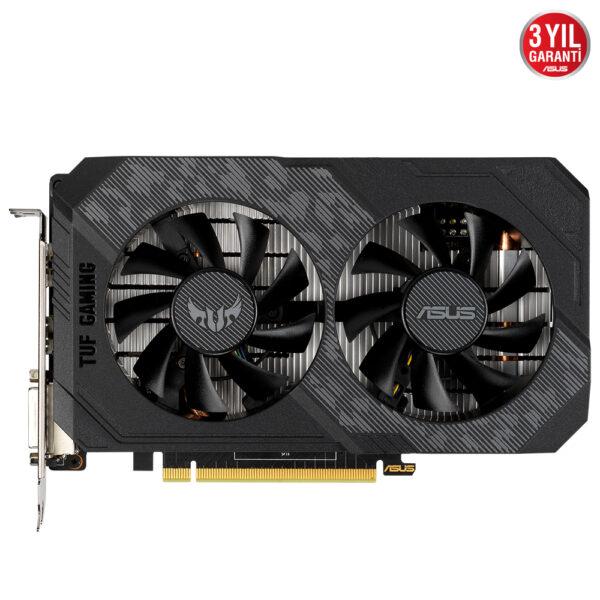 Asus Tuf Geforce Gtx 1650 D6 4gb Gddr6 128 Bit Ekran Karti 1
