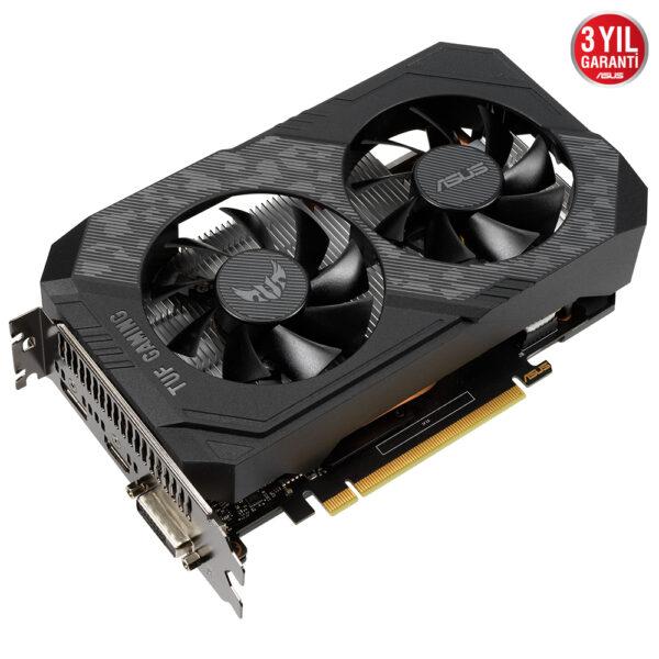 Asus Tuf Geforce Gtx 1650 D6 4gb Gddr6 128 Bit Ekran Karti 2