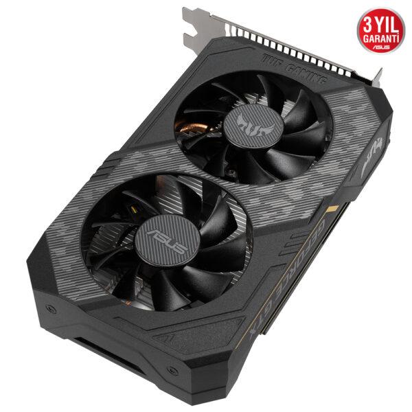 Asus Tuf Geforce Gtx 1650 D6 4gb Gddr6 128 Bit Ekran Karti 3