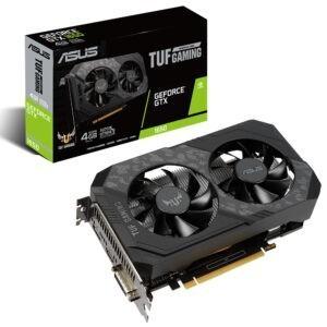 Asus Tuf Geforce Gtx 1650 D6 4gb Gddr6 128 Bit Ekran Karti