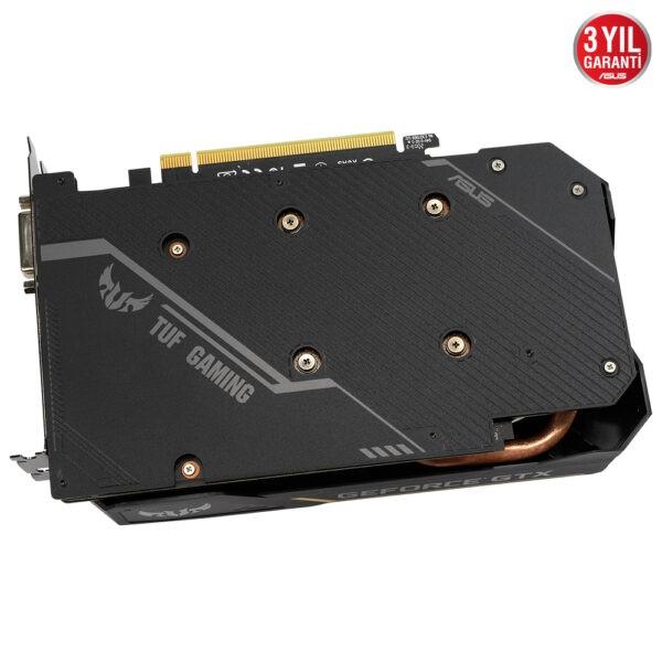 Asus Tuf Geforce Gtx 1650 D6 4gb Gddr6 128 Bit Ekran Karti 5