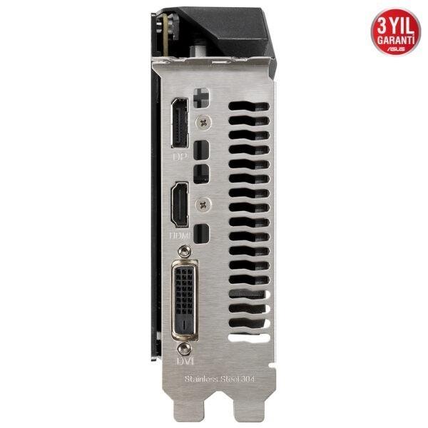 Asus Tuf Geforce Gtx 1650 D6 4gb Gddr6 128 Bit Ekran Karti 8