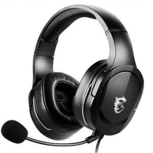 Msi Immerse Gh20 Siyah Stereo Gaming Kulaklik