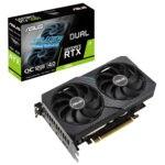ASUS GeForce DUAL RTX 3060 V2 OC 12GB GDDR6 Ekran Kartı