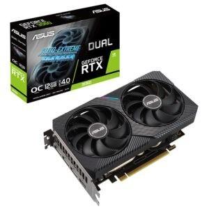 Asus Geforce Dual Rtx 3060 V 2 Oc 12gb Gddr6 Ekran Karti