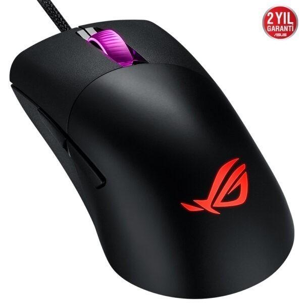 Asus Rog Keris Rgb Kablolu Gaming Mouse 1