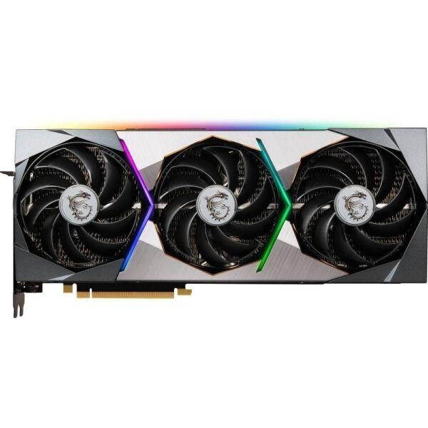Msi Geforce Rtx 3070 Ti Suprim X 8gb Gddr6x 256 Bit Ekran Karti 1
