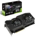 ASUS DUAL GeForce RTX 3070 V2 OC 8GB GDDR6 256Bit Ekran Kartı