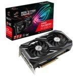 Asus Radeon Rx 6600xt Rog Strix Oc 8gb Gddr6 128 Bit Ekran Karti