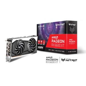 Sapphire Nitro Radeon Rx 6600 Xt 8gb Gddr6 128 Bit Ekran Karti