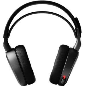 Steelseries Arctis 9 Kablosuz Bluetooth Siyah Gaming Kulaklik 1