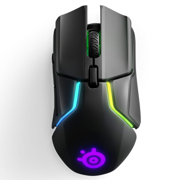 Steelseries Rival 650 Rgb Kablosuz Gaming Mouse