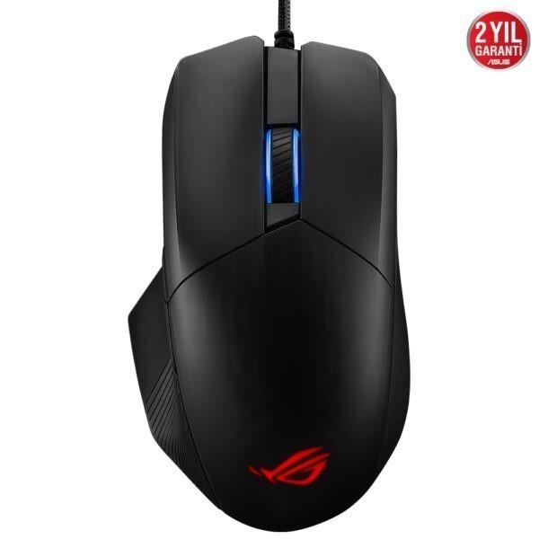 Asus Rog Chakram Core 16 000 Dpi 9 Tus Optik Rgb Kablolu Gaming Mouse 1