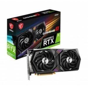 Msi Geforce Rtx 3060 Ti Gaming X Lhr 8gb Gddr6 256 Bit Ekran Karti