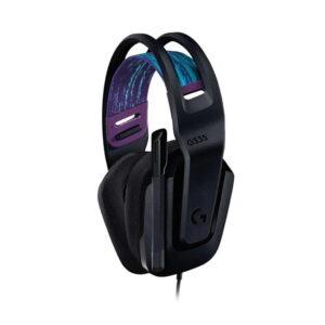 Logitech G G335 Kablolu Gaming Kulaklik Siyah 1