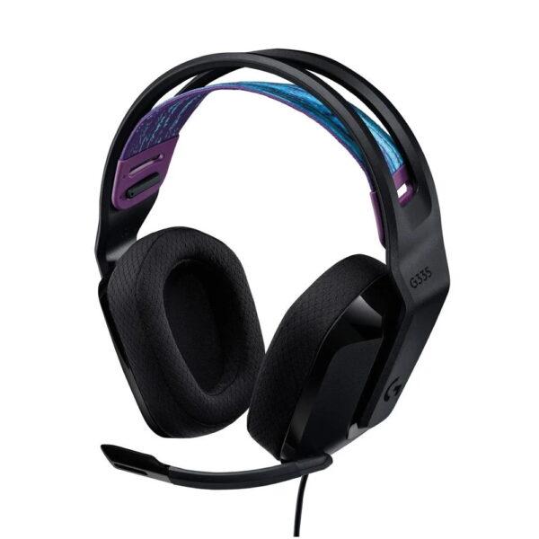 Logitech G G335 Kablolu Gaming Kulaklik Siyah